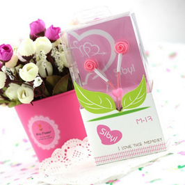 M-13 Roses Headphones