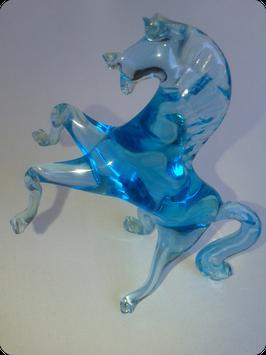 Cheval bleu