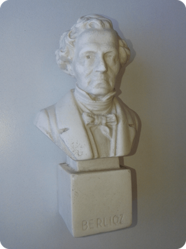 Buste de Berlioz