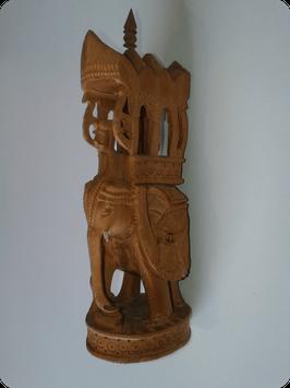 L'éléphant du Maharadja