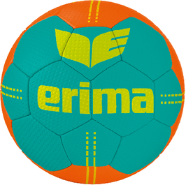 erima Handball Pur Grip Junior columbia/orange (ca. 160 g)