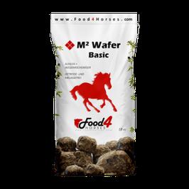 Food4Horses M² Wafer Basic Getreidefreies Pferdefutter 18kg
