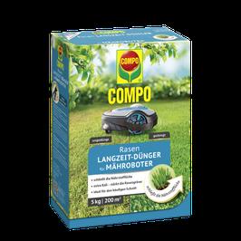 COMPO Rasen-Langzeit-Dünger für Mähroboter