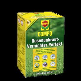 COMPO Rasenunkraut-Vernichter 200 ml