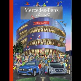 Mercedes-Benz Wimmelbuch