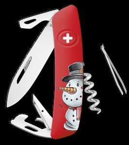Swiza X-mas Collection - D03 Snowman
