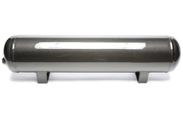 TA-Technix Lufttank | Carbon Schwarz