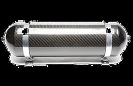 TA-Technix Lufttank nahtlos | 11L Carbon Schwarz