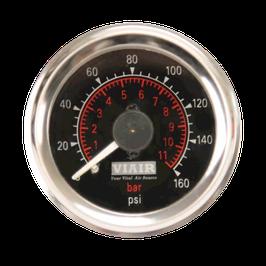 ViAir | Analoge Doppel-Druckanzeige Ø52mm