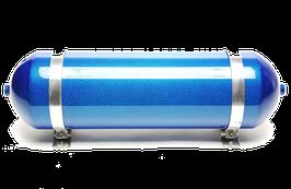 TA-Technix Lufttank | Carbon Blau (nahtlos)