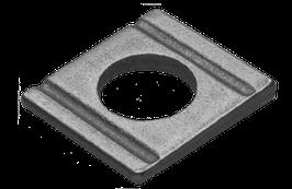 Sturzplatten Ausgleich Scheibe