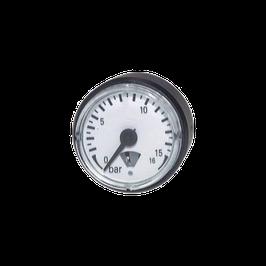 "Mini Doppel-Druckanzeige | Ø23mm G1/8"""