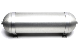 TA-Technix Lufttank | Gebürstet (nahtlos)