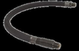 ViAir | Kompressor Stahlflexschlauch (Schwarz)