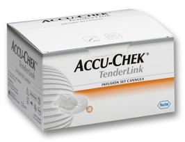 Accu-Chek TenderLink Katheter 17mm/80cm - 10 St