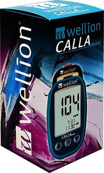 wellion CALLA mini Set mg/dL - Blutzuckermessgerät