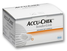 Accu-Chek TenderLink Katheter 13mm/110cm - 10 St