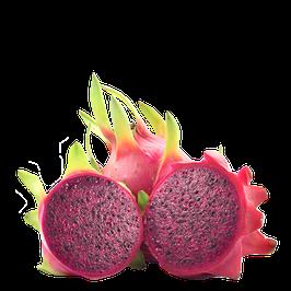 Feines Rote Drachenfrucht-Püree