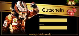 Platin Gutschein 300