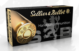 Sellier & Bellot .45 Auto / .45 ACP FMJ 230gr.