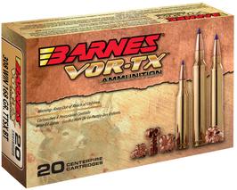Barnes VOR-TX TTSX