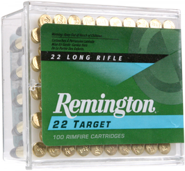 Remington .22 Long Rifle Target