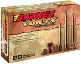 Barnes VOR-TX TSX