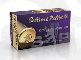 Sellier & Bellot High Velocity Hollow Point 38gr.