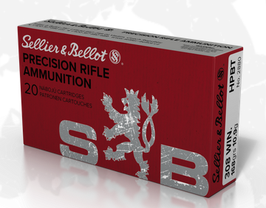 Sellier & Bellot Precision Rifle HPBT