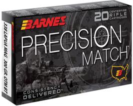 Barnes Precision MATCH OTM