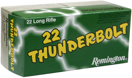 Remington 22 Long Rifle Thunderbolt 40gr.