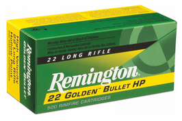 Remington .22 Long Rifle High Velocity