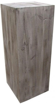 Deko-Säule Holz, leicht, Old Pine