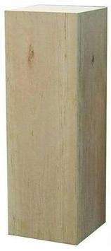 Deko-Säule Holz, natur