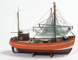 Billing Boats 510474 CUX 87 Garnalenkotter