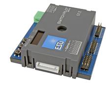 Esu 51832 Switchpilot 3 Servo 8 voudig, DCC/MM met OLED scherm