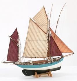 Billing Boats 510580 Marie Jeanne, Tonijnvisser