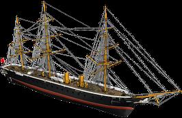 Billing Boats 510512 H.H.S. Warrior