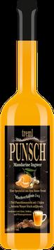 Mandarine-Ingwer Punsch 0,7 Liter