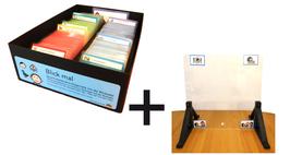 Blick mal - Sprachverständnisüberprüfung mit der Blicktafel inklusive Blicktafel