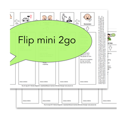 Flip mini 2go