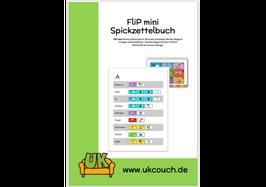 FliP mini Spickzettelbuch Einführungspreis