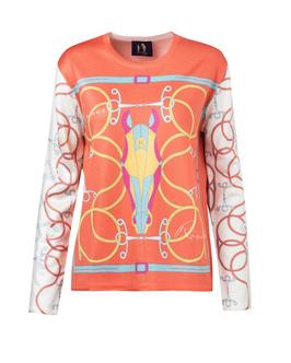 """Rönner Sweater """"Olivia Printed"""""""