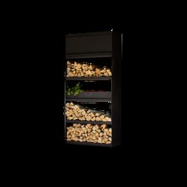 OFYR - Wood Storage Black WSB-100