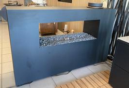 Loungefire Gasfeuerstelle Tunnel - Ausstellungsmodell