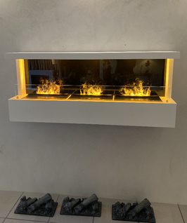 Effektfeuer - Ausstellungsmodell