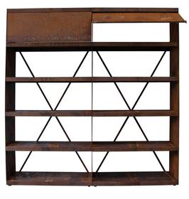 OFYR - Wood Storage Corten WS-200