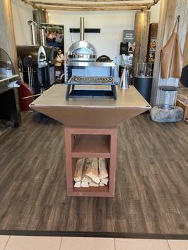 Tischplattengrill  -  Ausstellungsmodell
