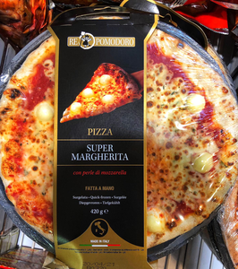 Pizza Super Margherita - 420gr