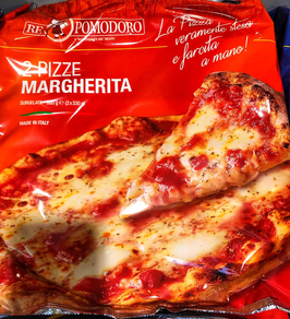 2 Pizza Margherita -660gr( 2 x 330g)